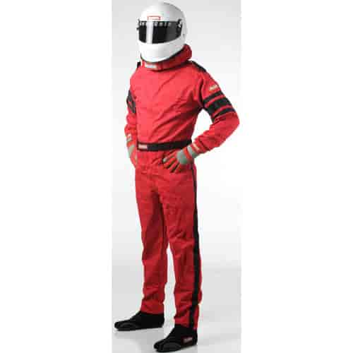 RaceQuip 110018 - RaceQuip SFI-1 Single Layer Driving Suits, Jackets & Pants