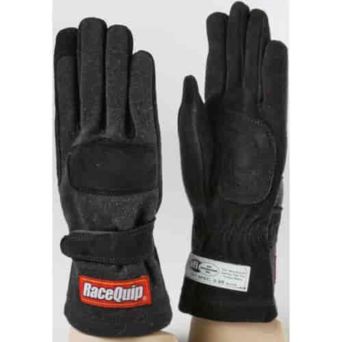 RaceQuip Double Layer Racing Gloves SFI 3.3/5 Approved