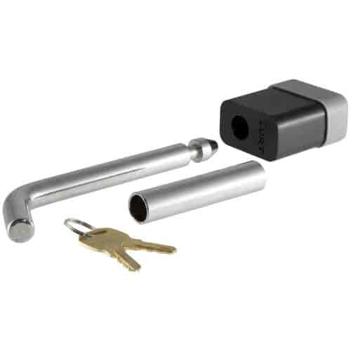 Curt 23024 - Curt Hitch Pin & Coupler Pin Locks