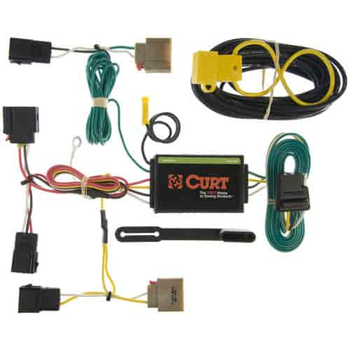 Curt 55050 - Curt T-Connector Electrical Kits