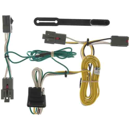 Curt 55326 - Curt T-Connector Electrical Kits