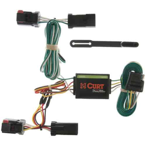 Curt 55334 - Curt T-Connector Electrical Kits