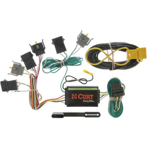 Curt 55345 - Curt T-Connector Electrical Kits