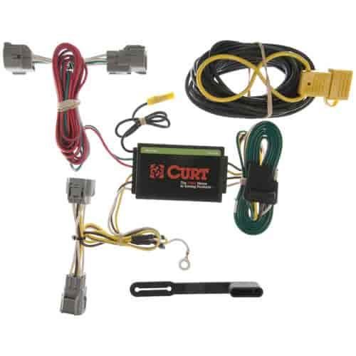 Curt 55349 - Curt T-Connector Electrical Kits