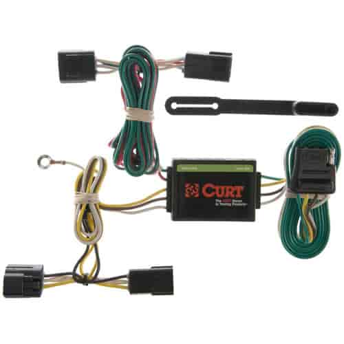 Curt 55360 - Curt T-Connector Electrical Kits