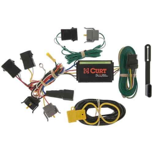 Curt 55366 - Curt T-Connector Electrical Kits