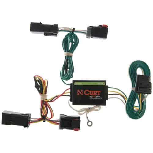 Curt 55382 - Curt T-Connector Electrical Kits