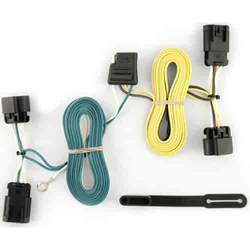 Curt 55434 - Curt T-Connector Electrical Kits
