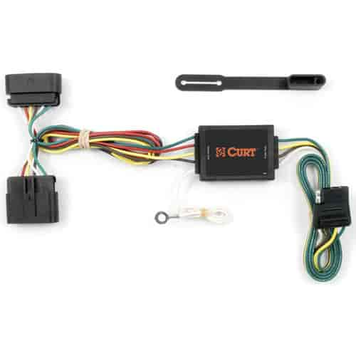 Curt 55510 - Curt T-Connector Electrical Kits