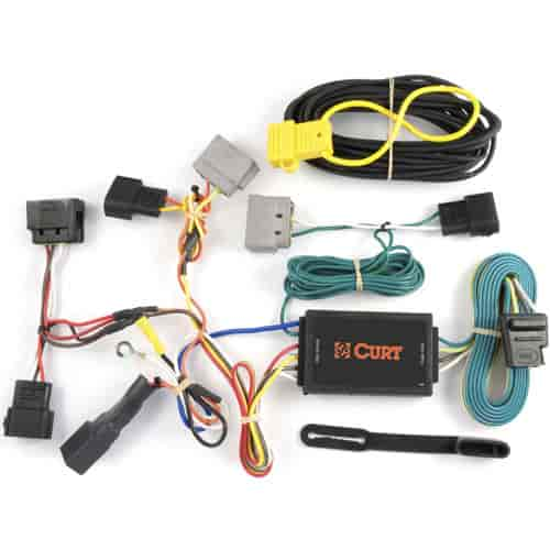 Curt 55525 - Curt T-Connector Electrical Kits