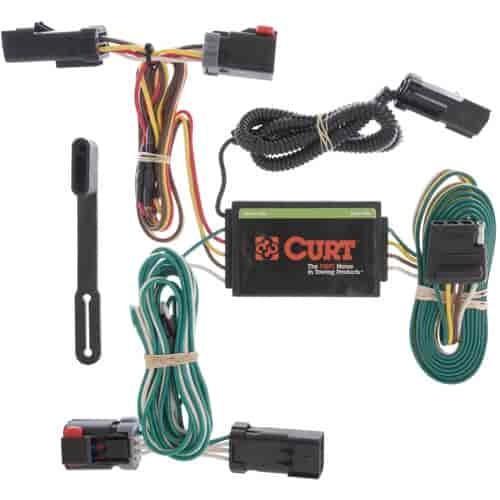 Curt 55530 - Curt T-Connector Electrical Kits
