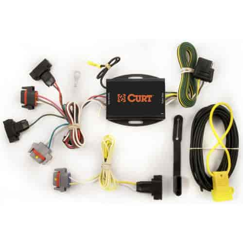 Curt 55532 - Curt T-Connector Electrical Kits