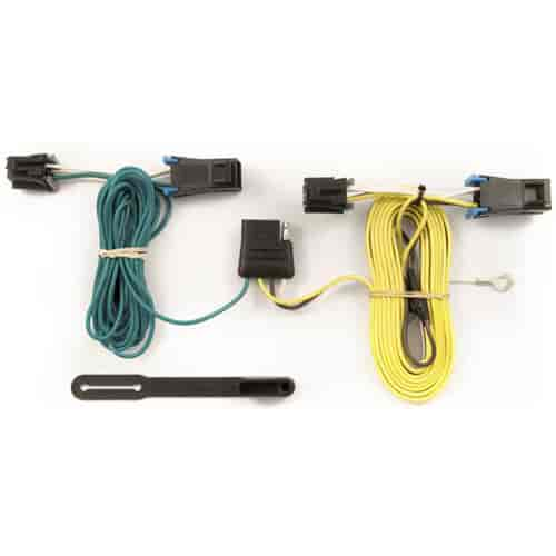 Curt 55540 - Curt T-Connector Electrical Kits