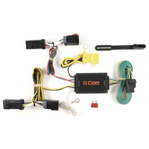 Curt 55546 - Curt T-Connector Electrical Kits