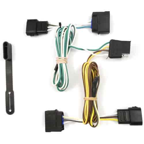 Curt 56014 - Curt T-Connector Electrical Kits