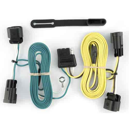 Curt 56027 - Curt T-Connector Electrical Kits