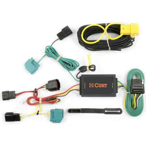 Curt 56037 - Curt T-Connector Electrical Kits
