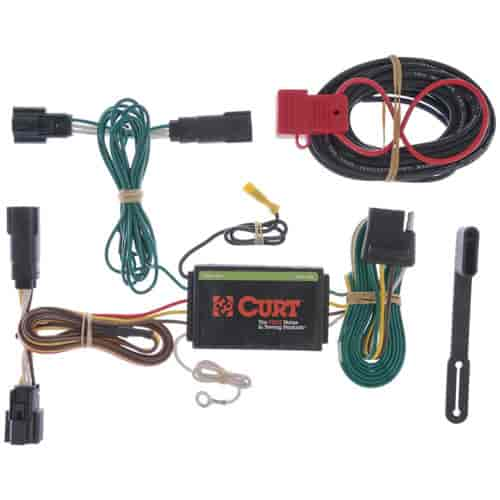 Curt 56120 - Curt T-Connector Electrical Kits