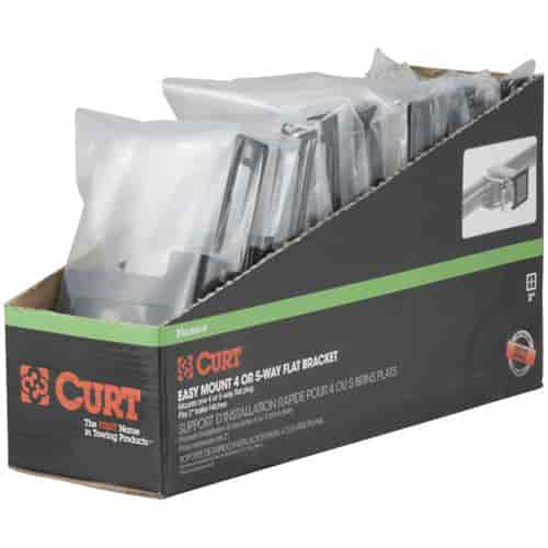 Curt 58001010 - Curt Easy Mount Electrical Brackets