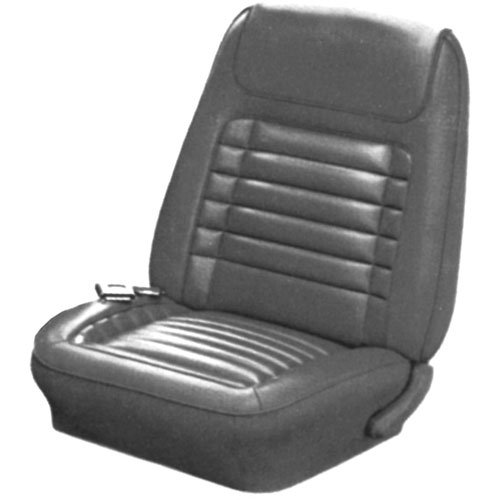 Pleasant Pui Deluxe Bucket Seat Cover 1968 Camaro Onthecornerstone Fun Painted Chair Ideas Images Onthecornerstoneorg