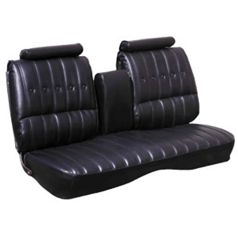 Pui 74as10b Bench Seat Cover 1974 76 El Camino Malibu Jegs