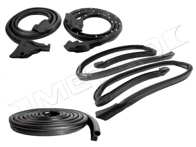 Metro Moulded Parts LM 16-JE SUPERsoft Door Seal