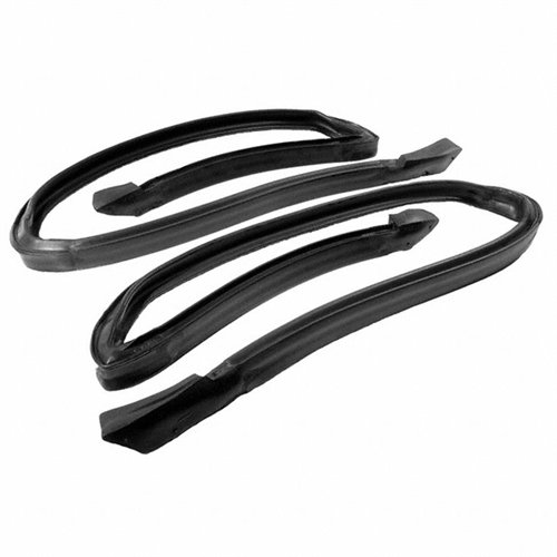 Metro Moulded Parts RR 5020-M: Molded Roof Rail Seals for 2-Door Hardtop   Pair  R&L  ROOF RAIL SEAL 78-87 GM G BODY 2 DOOR COUPE 88 | JEGS