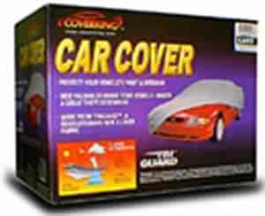 Coverking UVCTMSEI98 Universal Fit Car Cover for Mini Truck with Short Bed Extended Cab Gray Triguard Light Weather Outdoor