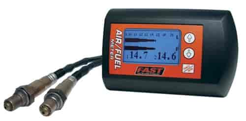 FAST 170602 - Fast Racing Dual Sensor Wide Band Air/Fuel Meter