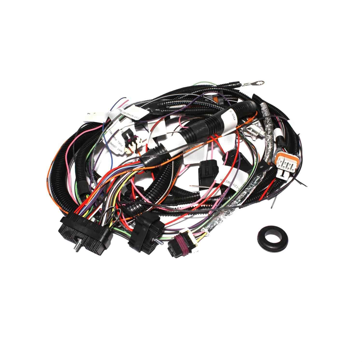 244 301972 fast 301972 xim fuel injection wiring harness for ls1 jegs 1986 Toyota SR5 Fuel Injector Wire Harness at mifinder.co