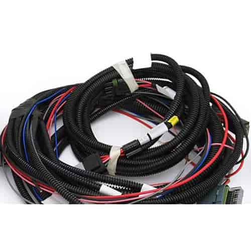 FAST Fuel Pump Relay Harness For EZ-EFI Self-Tuning Fuel Injection A Fast Efi Fuel Pump Relay Wiring on