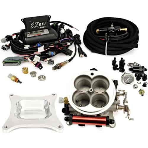 FAST 30295-KIT - FAST EZ-EFI Jeep Fuel Injection System