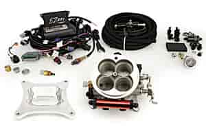 FAST 30296-KIT - FAST EZ-EFI Jeep Fuel Injection System
