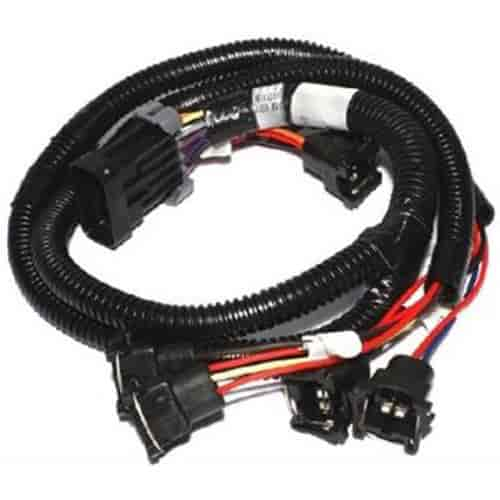 fast ez-efi 2 0 replacement main wiring harness universal  fast 30308