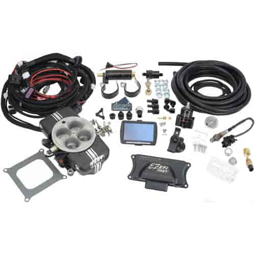 FAST EZ-EFI 2 0 Self-Tuning Fuel Injection System Master Kit with Inline  Fuel Pump