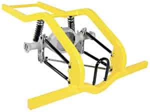 Competition Engineering 1445 - Competition Engineering 4-Link Rear Frame Rails & Kits