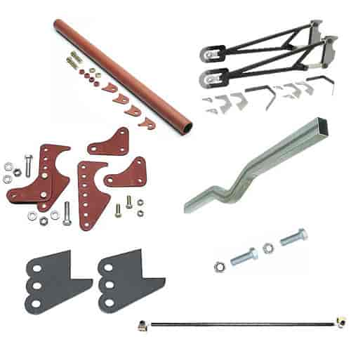 Competition Engineering 2005K - Competition Engineering Ladder Bar/Link Kits
