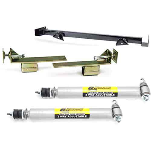 Competition Engineering Rear Suspension Kit 1967-69 Camaro Includes: