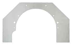 Competition Engineering 4025 - Competition Engineering Mid-Mount Engine Plates