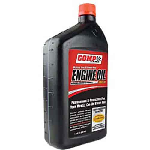 COMP Cams 1595 - Comp Cams Muscle Car & Street Rod Synthetic Engine Oil