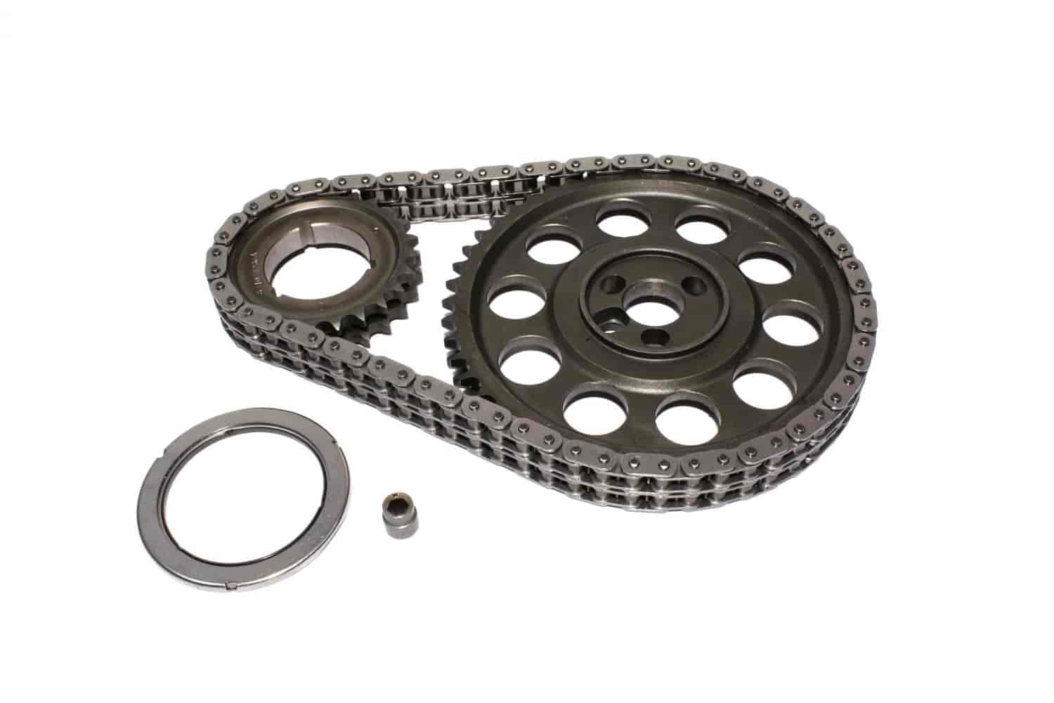 Competition Cams 3100 Hi-TechRoller Race Timing Set for Small Block Chevrolet