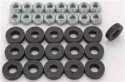 COMP Cams 4610-16 - Comp Cams Rocker Arm Adjusting Nuts & Kits