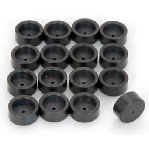 "COMP Cams 620-16 Lash Caps Steel 5//16/"" Valve Stem .080/"" Thick Set of 16"