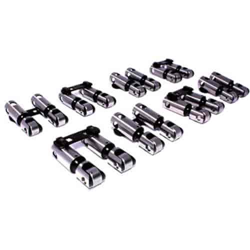 COMP Cams 836-16 - Comp Cams Endure-X Mechanical Roller Lifters