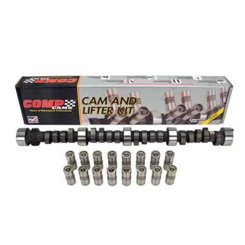 COMP Cams Comp Cams High Energy Hydraulic Flat Tappet Camshafts