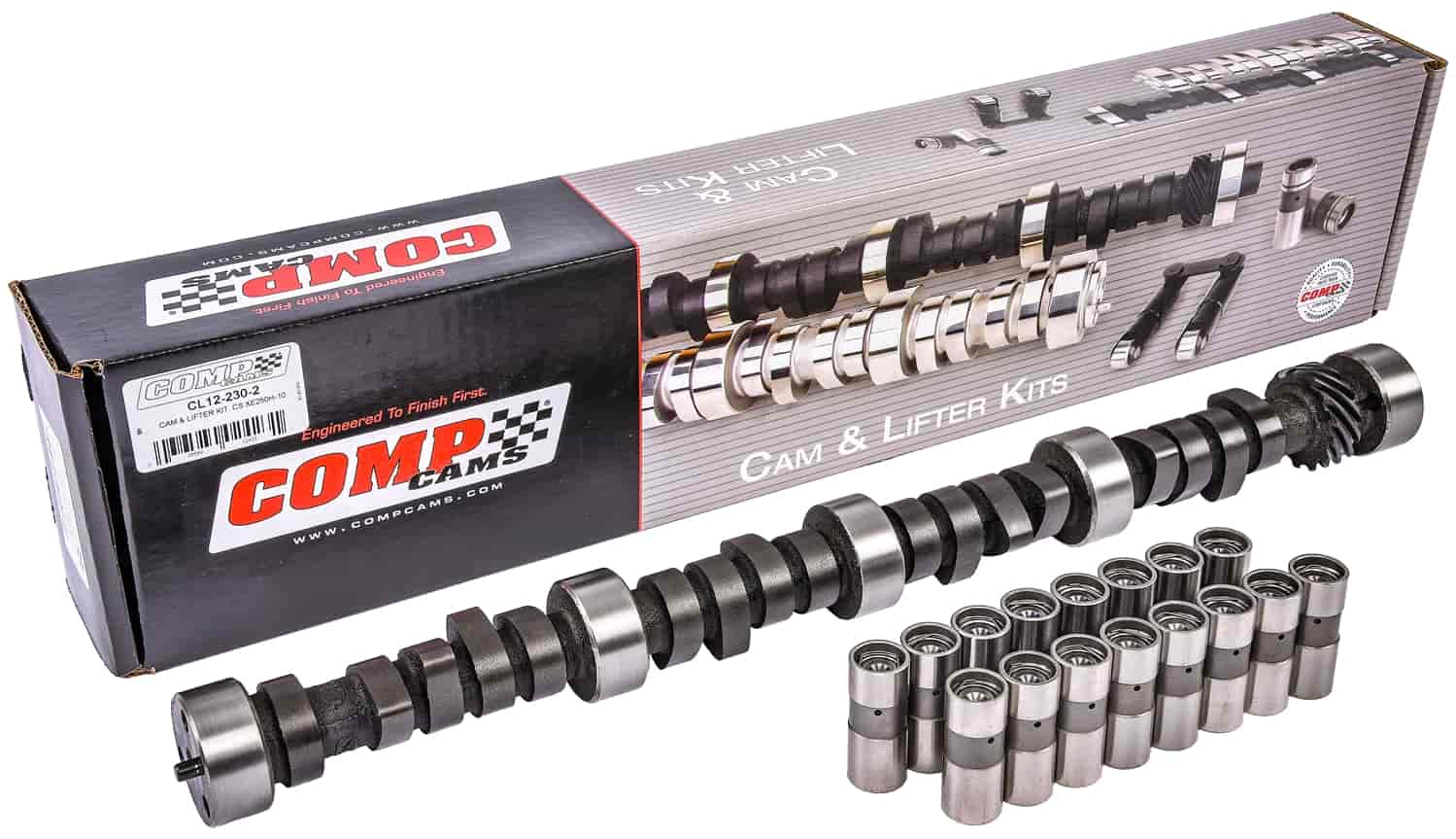 COMP Cams CL12-230-2 - Comp Cams 'Xtreme Energy' Hydraulic Flat Tappet Camshafts