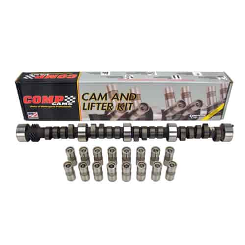 COMP Cams CL12-238-2 Xtreme Energy 218//224 Hydraulic Flat Cam and Lifter Kit for Chevrolet Small Block