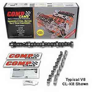 COMP Cams CL12-772-8 - Comp Cams 'Xtreme Energy' Mechanical Roller Camshafts