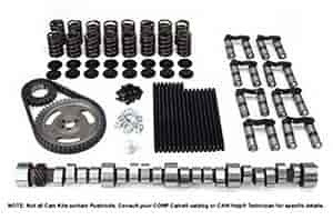 COMP Cams K12-771-8 - Comp Cams 'Xtreme Energy' Mechanical Roller Camshafts