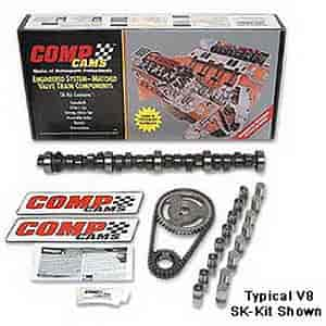 COMP Cams SK67-235-4 - Comp Cams 'High Energy' Hydraulic Flat Tappet Camshafts